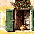 la finestra di Sue by Guido Borelli