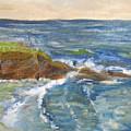 La Jolla Cove 004 by Jeremy McKay