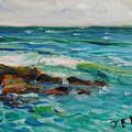 La Jolla Cove 047 by Jeremy McKay