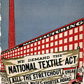 Labor Poster, 1935 by Granger