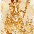 Lady Codex by Brian Kesinger