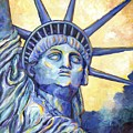 Lady Liberty by Linda Mears