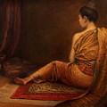 Lady Of The Palace by Sompaseuth Chounlamany