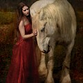 Lady With An Ermine  by Dorota Kudyba
