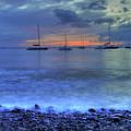 Lahaina Harbor by Kelly Wade