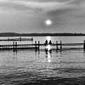 Lake Mendota In Madison by Arvind Garg