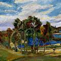 Lake Murray by Robert Paulson
