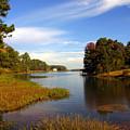Lake Sinclair by Ralph  Perdomo