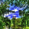 Lakeboat In Central Park Too by Randy Aveille