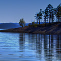 Lakeside-beavers Bend Oklahoma by Douglas Barnard