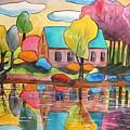 Lakeside Dream House by John Williams