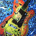 Larry Carlton Guitar by Neal Barbosa