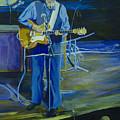 Larry Parypa From The Sonics by Davina Parypa