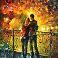 Last Date by Leonid Afremov