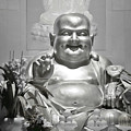 Laughing Buddha - A Symbol Of Joy And Wealth by Christine Till