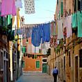 Laundry by Nelson Mineiro