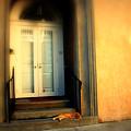 Lazy Afternoon At Kings Street In Charleston Sc by Susanne Van Hulst
