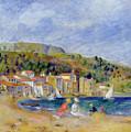 Le Lavandou by Pierre Auguste Renoir