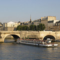 Le Pont Neuf. Paris. by Bernard Jaubert