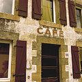 Le Vieux Cafe    The Old Cafe Bar by Mark Hendrickson