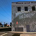 Led Zeppelin I by RJ Aguilar