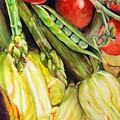 Legumes by Muriel Dolemieux