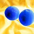 Lemon Blue by Florene Welebny