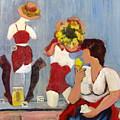 Lemon Eis by Betty Pieper