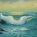 Lemon Seas by Sally Seago