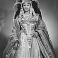 Leontyne Price B. 1927, As Cleopatra by Everett