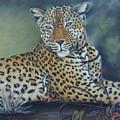 Leopard by Nellie Visser