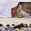 Les Petites Dalles by Claude Monet