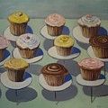 Let Them Eat Cupcakes by Yvonne Dagger