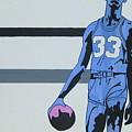 Lew Alcinder by Justin Farmer