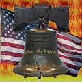 Liberty On Fire by Firecrackinmama Boom Boom Boom