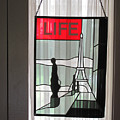Life Cover By Ed Clark by Carl Purcell
