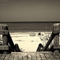 Life Is A Beach by Susanne Van Hulst
