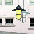 Light Bulb Mural by Julie Gebhardt