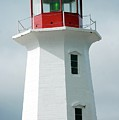Light House Peggy's Cove by Kathleen Struckle