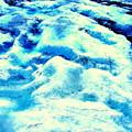 Light On Glacier by Kumiko Mayer