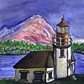 Lighthouse by Caroline Lifshey