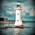 Lighthouse by Gabriela Insuratelu