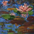 Lily by Barbara Andolsek
