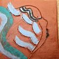 Lilyanne - Tile by Gloria Ssali