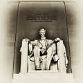 Lincoln Memorial by Bill Cannon