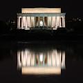 Lincoln Memorial by Nancy Ingersoll