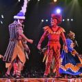 Lion King Performers by Carol  Bradley