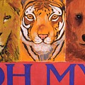 Lions And Tigers And Bears by Mary McInnis