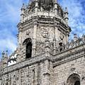 Lisbon Jeronimo Monastery Vi Portugal by John Shiron
