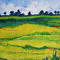 Little Landscape by Jan Bennicoff